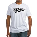Grand Grandpa Fitted T-Shirt