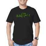 Pi 3.14 Men's Fitted T-Shirt (dark)