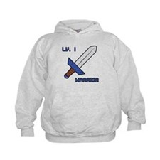 Level 1 Warrior Hoodie