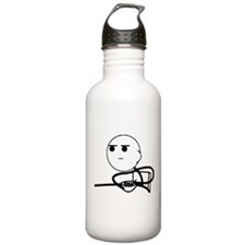 Cereal Guy Squint Water Bottle