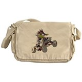 ATV Racing (color) Messenger Bag
