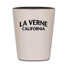 La Verne California Shot Glass