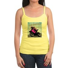 Catch Me if U Can (Motorcycle) Ladies Top