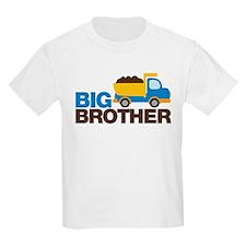 Dump Truck Big Brother T-Shirt