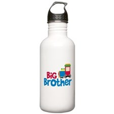 Train Engine Big Brother Water Bottle