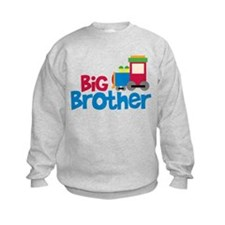 Train Engine Big Brother Sweatshirt