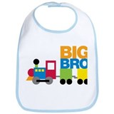 Train Big Brother Bib