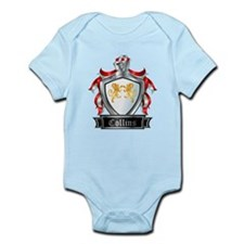 COLLINS COAT OF ARMS Infant Bodysuit