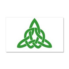 Celtic knot Car Magnet 20 x 12