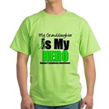 Lymphoma Hero (GD) T-Shirt