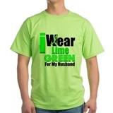 Lime Green Ribbon T-Shirt