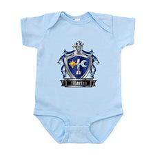 MARTIN COAT OF ARMS Infant Bodysuit
