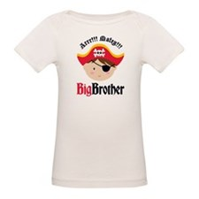 Brown Hair Pirate Big Brother Tee