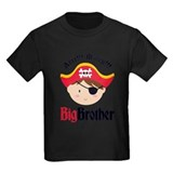 Brown Hair Pirate Big Brother T