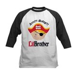 Blonde Hair Pirate Little Brother Tee