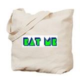 Eat Me (Retro) Tote Bag