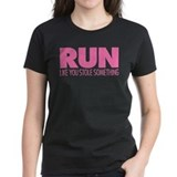 Cute Marathon runner Tee