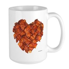 Bacon Heart - Mug