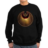 Angel Crop Circle Sweatshirt