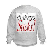 Diabetes Sucks Sweatshirt