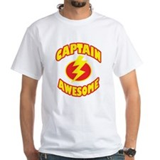 Funny Captain awesome Shirt