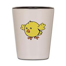 Cute Chick Shot Glass