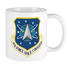 Air Force Space Command Mug