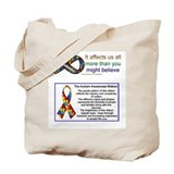 """Autism Awareness"" Tote Bag"