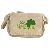 My 1st St. Patty's Day Messenger Bag