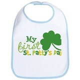 My 1st St. Patty's Day Bib