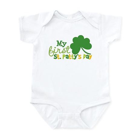 My 1st St. Patty's Day Infant Bodysuit