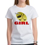 Hockey Girl Women's T-Shirt