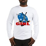 Hockey Girl Long Sleeve T-Shirt