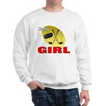 Hockey Girl Sweatshirt