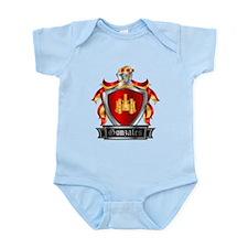 GONZALES COAT OF ARMS Infant Bodysuit