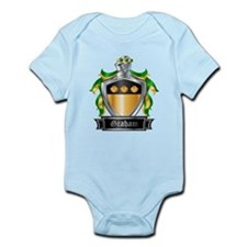 GRAHAM COAT OF ARMS Infant Bodysuit