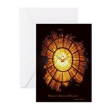Vatican Window Peace Greeting Cards (Pk of 20)