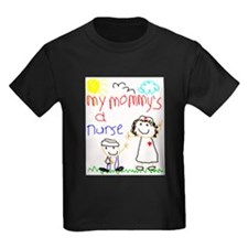 Cute Mommy is a nurse T