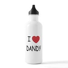 I heart dandy Water Bottle
