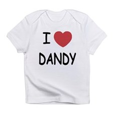 I heart dandy Infant T-Shirt