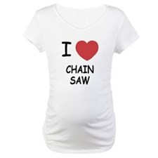 I heart chainsaw Shirt