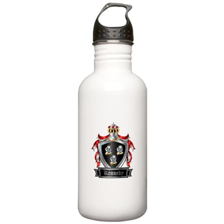 KENNEDY COAT OF ARMS Stainless Water Bottle 1.0L