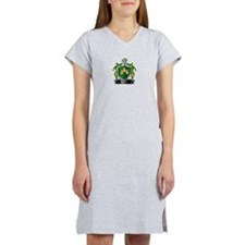 RILEY COAT OF ARMS Women's Nightshirt