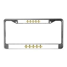 Spirit of NOLA License Plate Frame