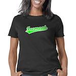 RAINBOW SEAHORSE Organic Baby T-Shirt