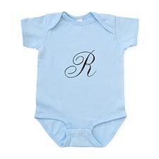 R Initial Infant Bodysuit