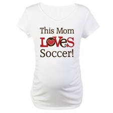 Mom Loves Soccer Shirt