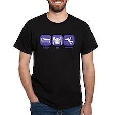 Sleep Eat Handball T-Shirt