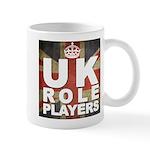 UK Role Players Mugs