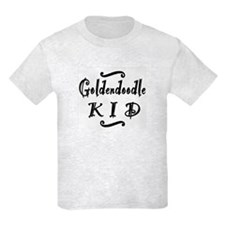 Goldendoodle KID T-Shirt